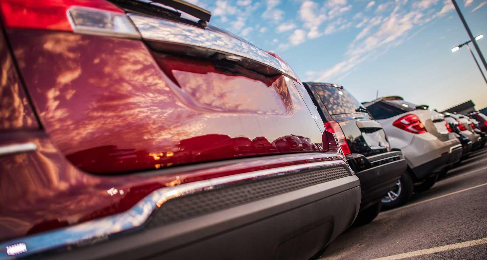 Große Auswahl an Fahrzeugen beim Auto-Abo von ViveLaCar.