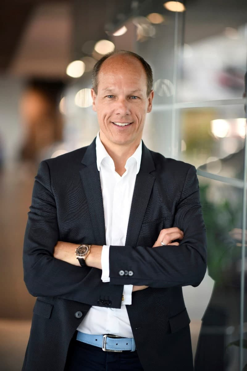 Mathias R. Albert - Chief Executive Officer