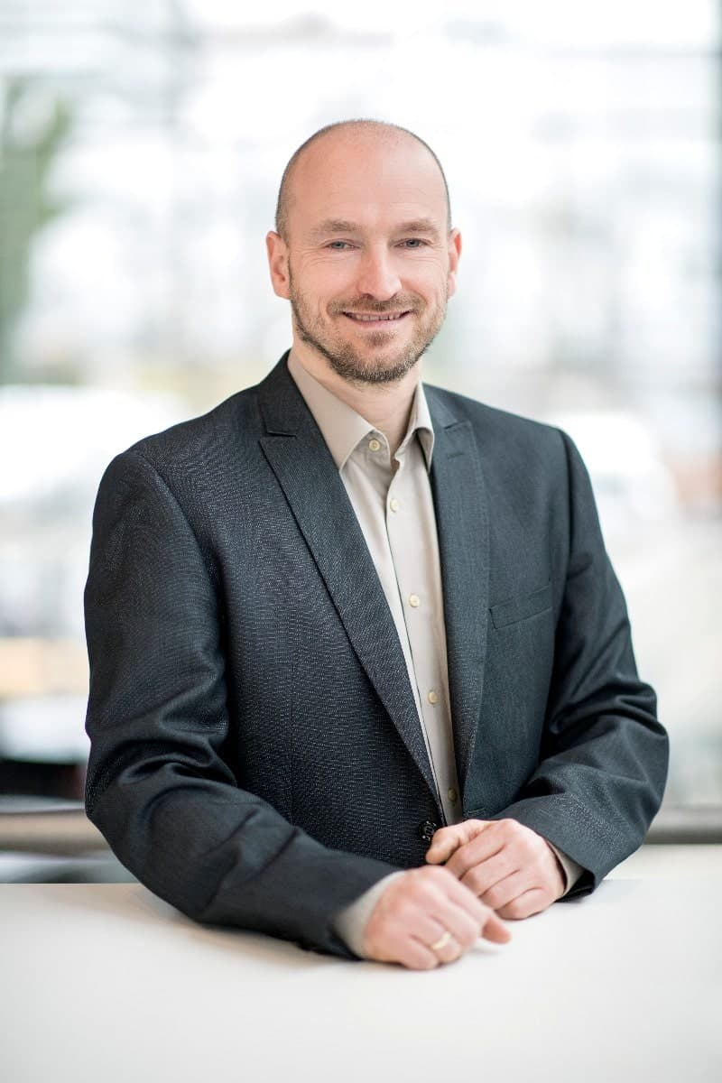Stefan Neumann - Chief Technical Officer