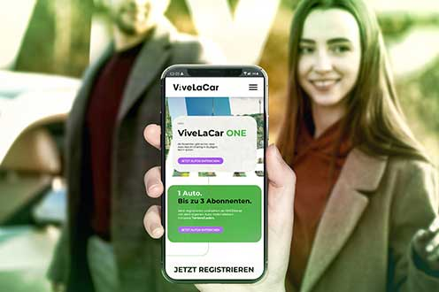 ViveLaCar ONE bald für Dich und Deine Freunde!