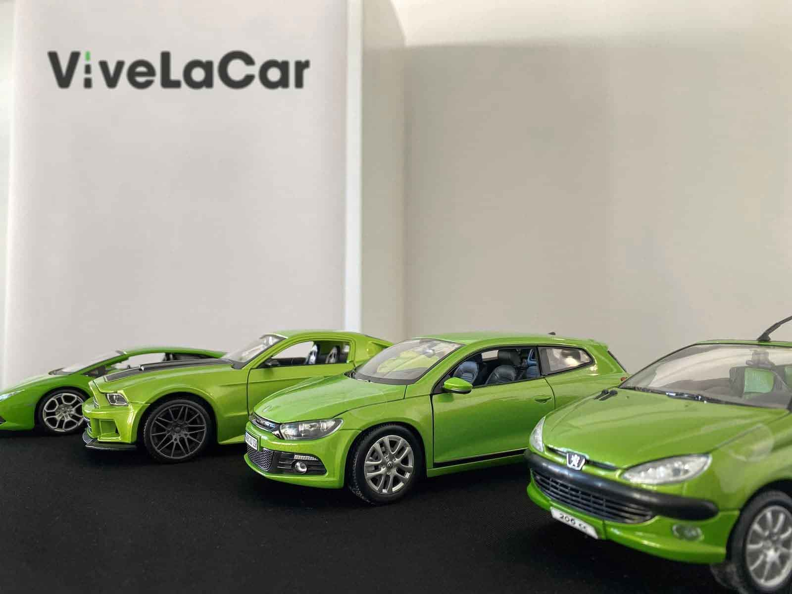 ViveLaCar Fahrzeuge
