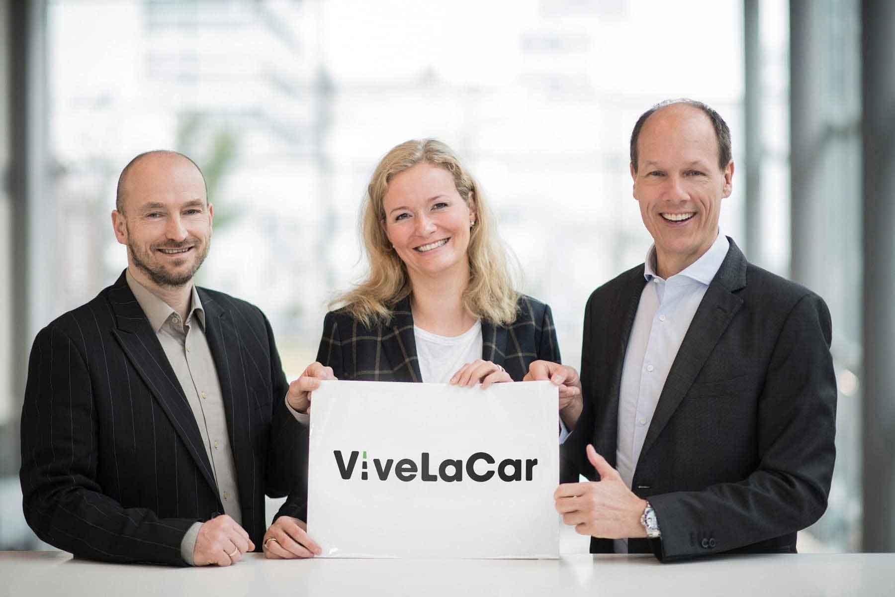 ViveLaCar Gründerfoto