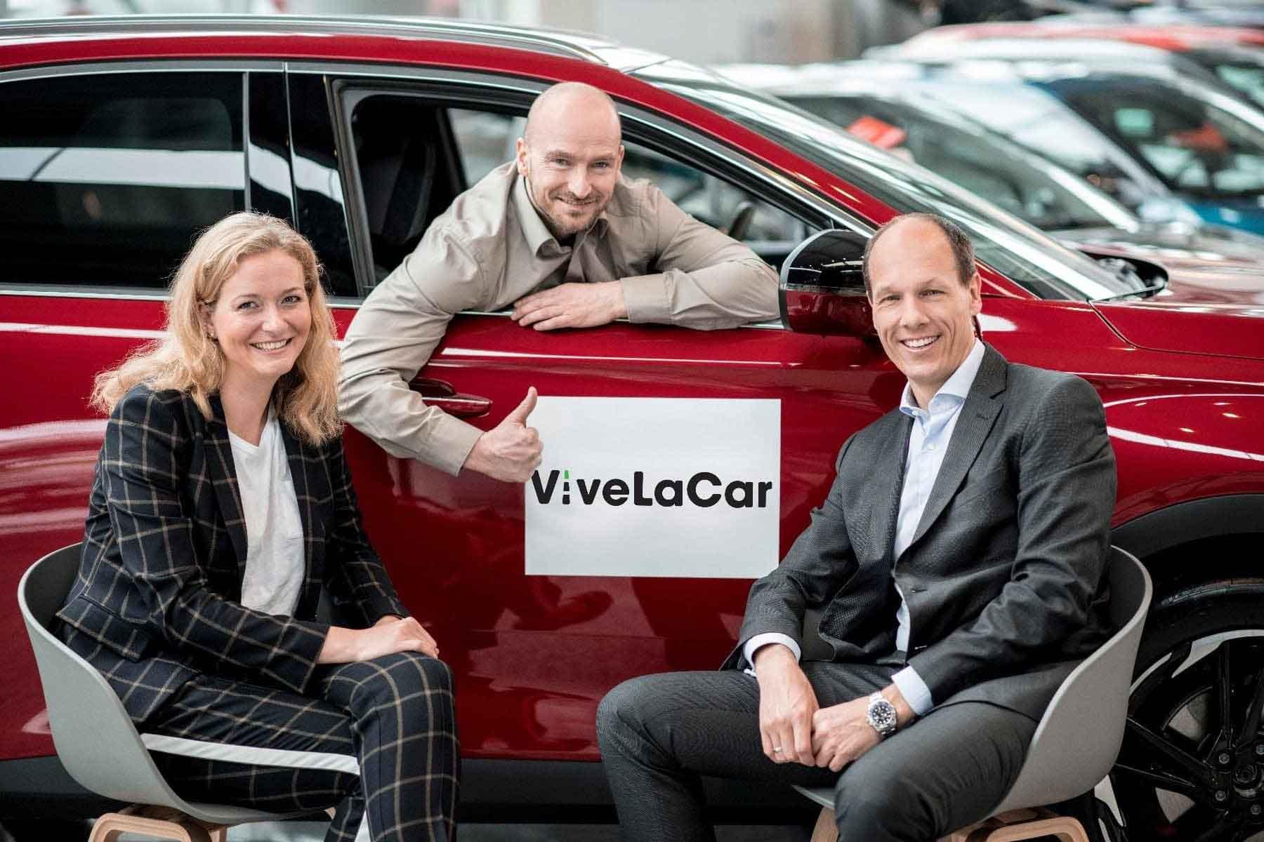 ViveLaCar Start!