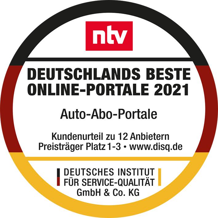 ntv Beste Online-Portale Award