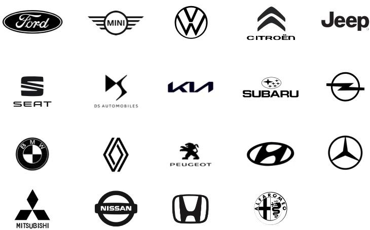 Brands at ViveLaCar